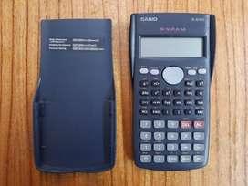 Calculadora Casio Científica Fx-82ms | 240 Funciones