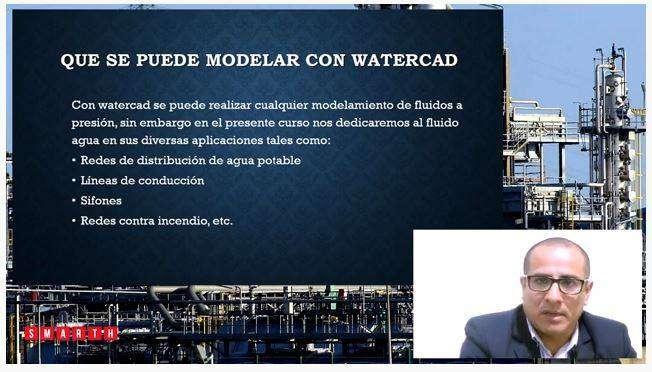 Modelamiento de sistemas de agua en Watercad 0