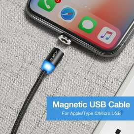 Cable Magnetico de Cargador