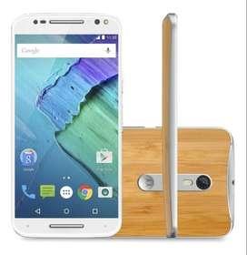 Celular Libre Moto X Style 32gb 3gb