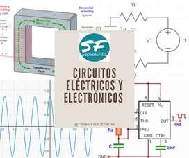 Se imparten clases de electrónica y eléctricidad