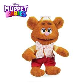 Bebés Muppets Oso Fozzie Peluche Marca Disney 35 Cm Muppet