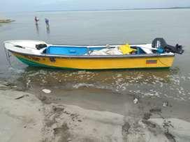 Vendo bote y motor