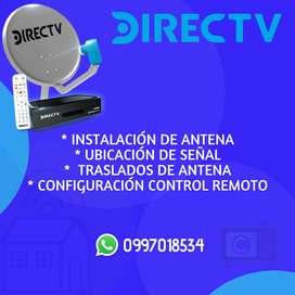 Instalacion de Antena DirecTV