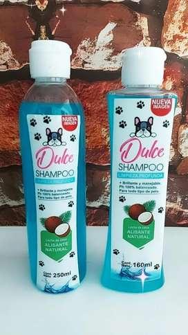 Shampoo limpieza profunda