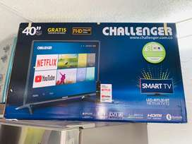 Tv challenguer 40 pl nuevo GANGA