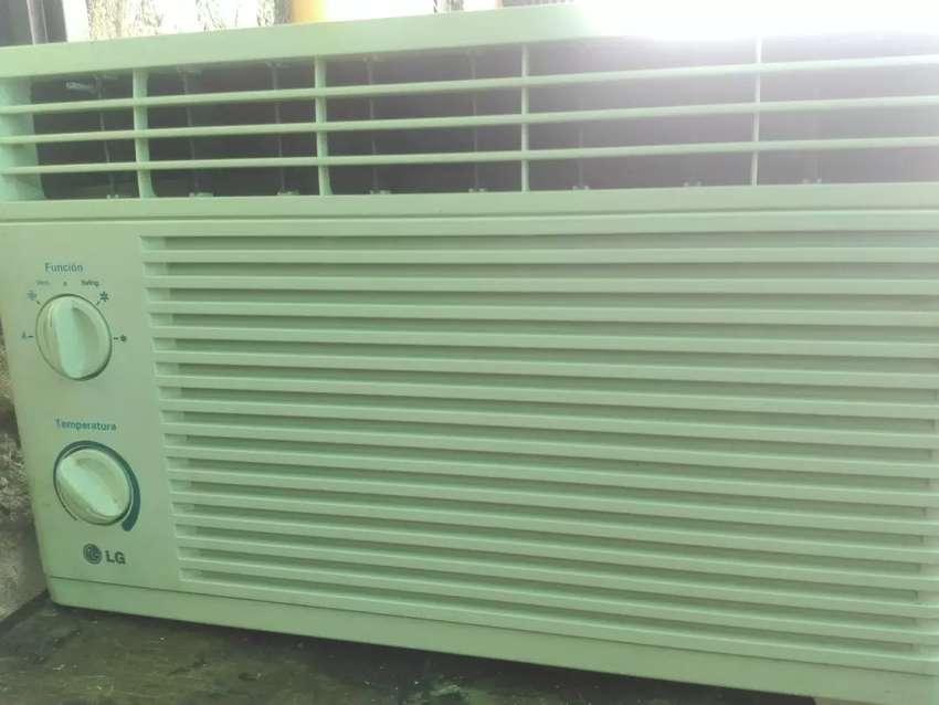 Se vende aire ventana con mantenimiento al dia 5000 btu 0
