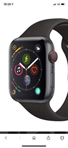 iWatch 4 44Mm Space Gray Gps.