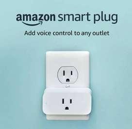 Enchufe Wifi Smart Plug Alexa Original Amazon Android iPhone