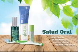 Salud Oral Glister - Amway