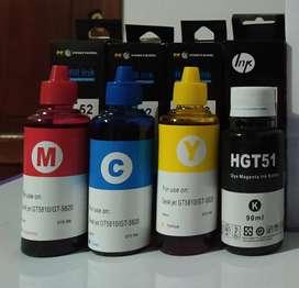Tinta Epson y Hp generica
