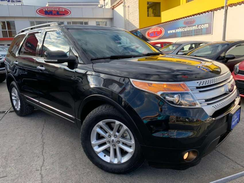 FORD EXPLORER 4x4 2015 FULL EQUIPO 0