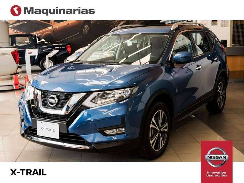 NISSAN XTRAIL ADVANCE CVT 4X2 2020 0