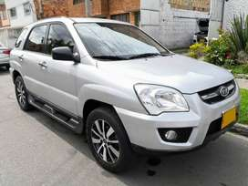 VENDO/CAMBIO KIA NEW SPORTAGE LX 2.0 (NEGOCIABLE)