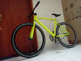 Se vende bicicleta fixie