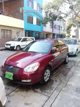 Hyundai accente 2011