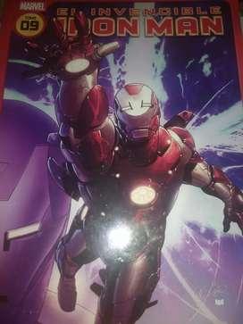 Cómic El invencible Iron Man tomo 9