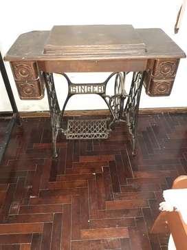 OPORTUNIDAD Máquina de coser Singer
