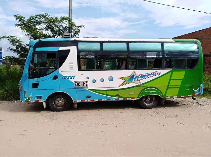 Microbús Se Vende O Permuta Nkr 2014 0