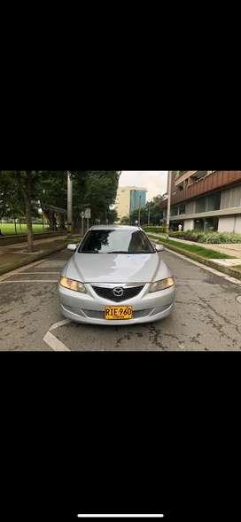 Mazda 6 motor 2.0cc automatico