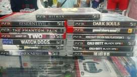 Juegos Ps3 Usados