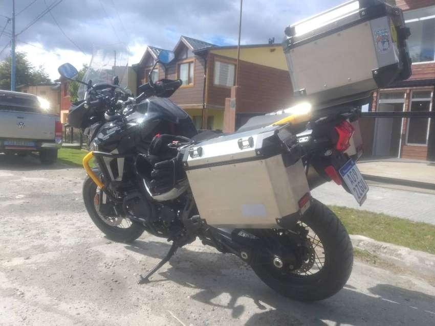 Triumph XCX 1200 2018