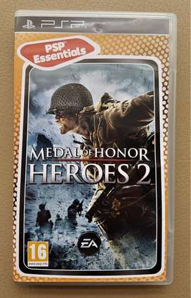 Medal of Honor / Medalla de Honor para PSP