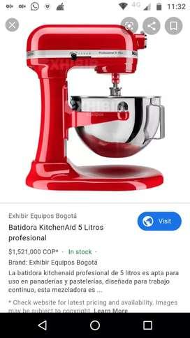 Batidora Kitchenaid Professional
