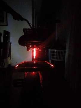 Luces led para bicicleta