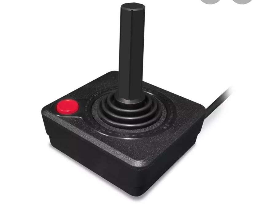 Control cirka Atari joystick 1989 clasico 0