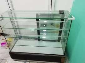 Vendo vitrinas para exhibición negocio