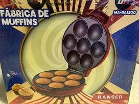 Vendo fabrica de Muffins
