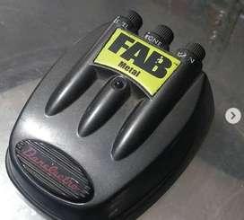 Pedal Fab Metal Darelectro
