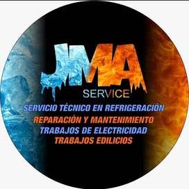 mantenimiento edilicio y  refrigeracion casa consorcio empresas