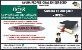 UCES - Abogacía: Trabajo Final