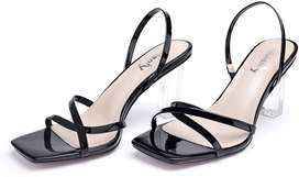 Sandalias color negro