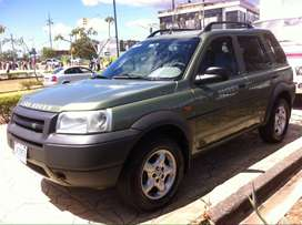 Vendo Land Rover Freelander TD4
