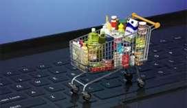 Busco socio para montar un supermercado online