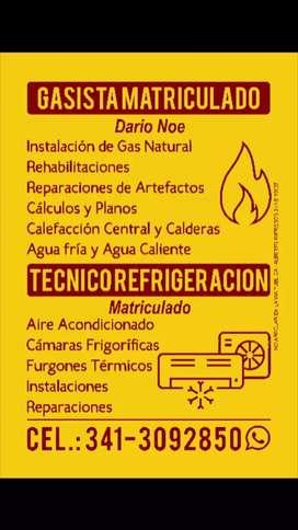 Gas Natural Aire Acondicionado