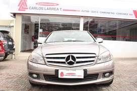 MERCEDES BENZ C200 K 2008 AUTOMOTORES CARLOS LARREA