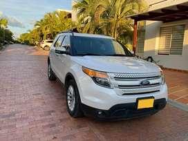 Vendo Ford Explorer XLT Limited Mt 3.5cc Automática Gasolina 4×4 Modelo 2015 Único Dueño