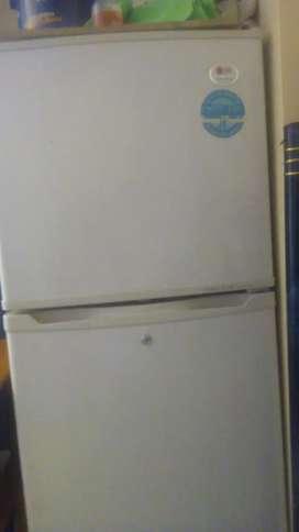 Vendo refrigeradora marca LG