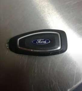 Llave Ford Modelos Titanium