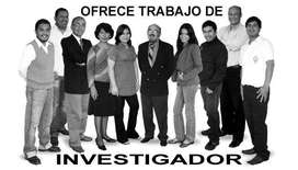 Oferta de trabajo en Santo Domingo como detective