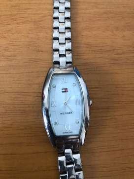 Reloj mujer Tommy Hilfiger con diamantes