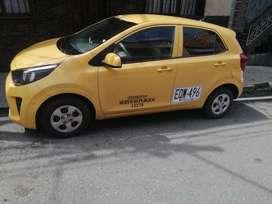Vendo taxi o permuto por casa o apartamento