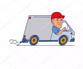 Se ofrece conductor con experiencia. ..