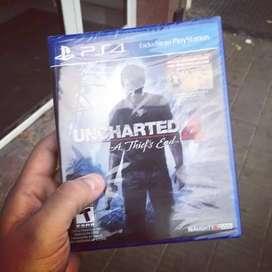 Venta de juego PS4