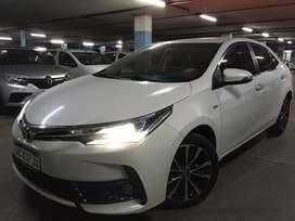 Toyota Corolla 1.8 SEG CVT