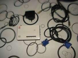 Sintonizador Tv Tuner Encore Para Conectar A Monitor Directo